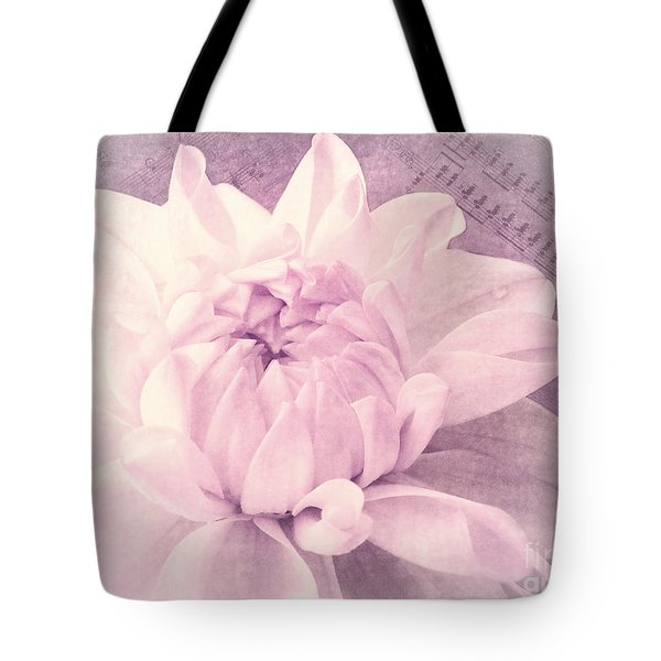 Symphony In Pink Tote Bag
