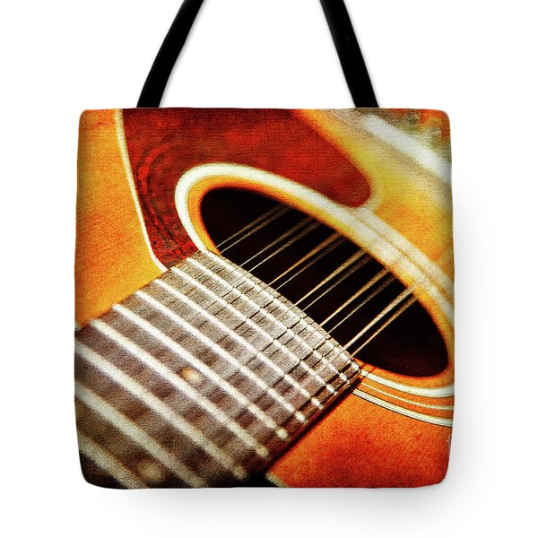 Symphony In Twelve Tote Bag