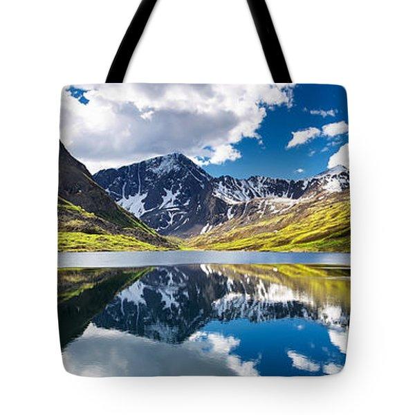 Symphony Lake  Tote Bag