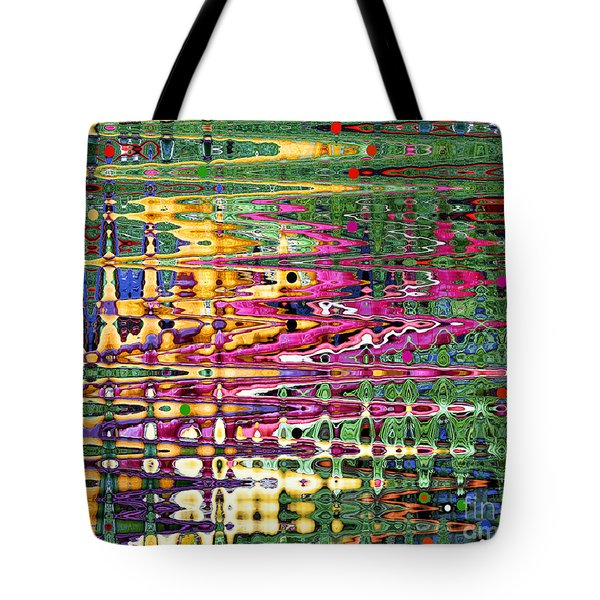 Synapse Tote Bag by Diane E Berry
