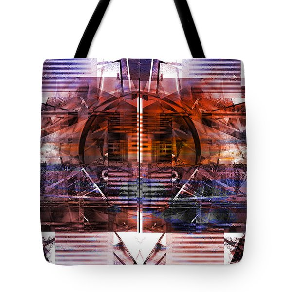 Synchronize Tote Bag