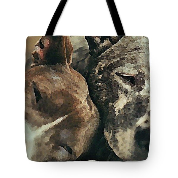 Synchronized Dreaming Tote Bag