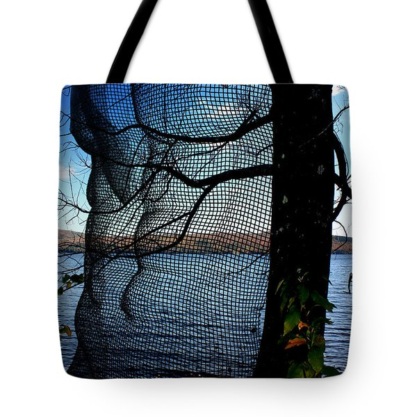 Synchronizing Body And Nature  Tote Bag