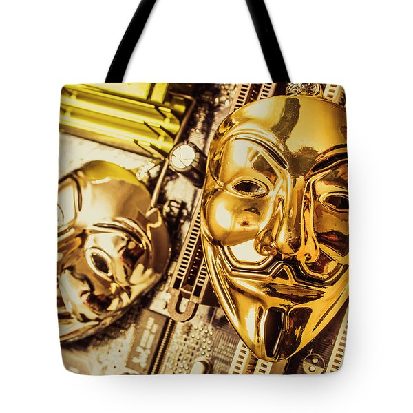 Systems Of Anon Tote Bag