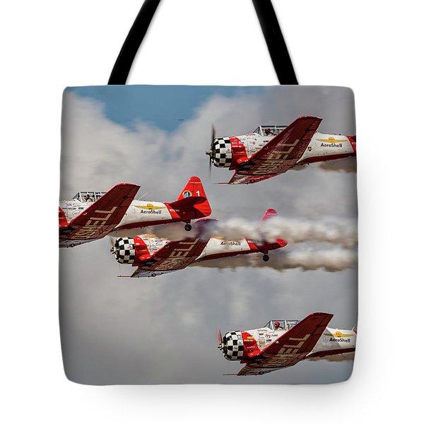 T-6 Texan Tote Bag