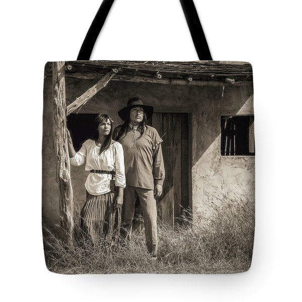 T And Sam  Tote Bag