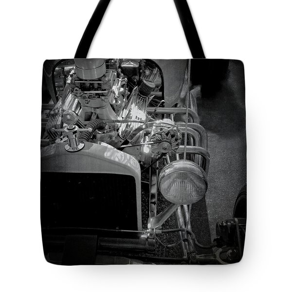 T Bucket Tote Bag