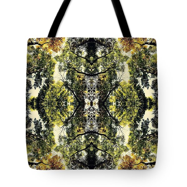 Flip Shot Tree No. 13 Tote Bag