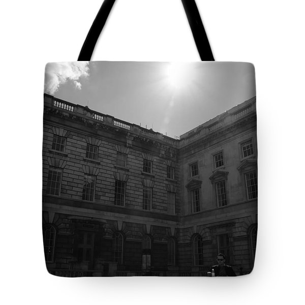 Table For One Tote Bag