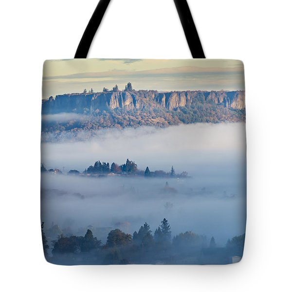 Table Rock Morning Tote Bag