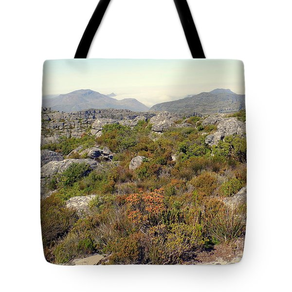 Table Rock Summit Tote Bag