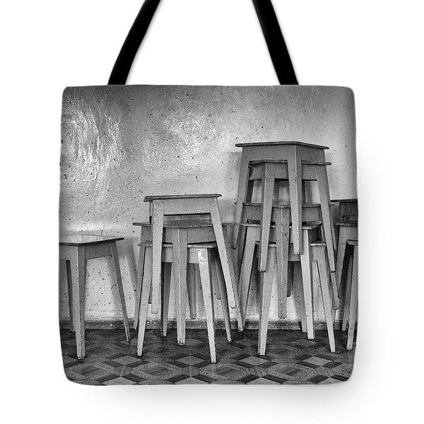 Tabourets #2830 Tote Bag