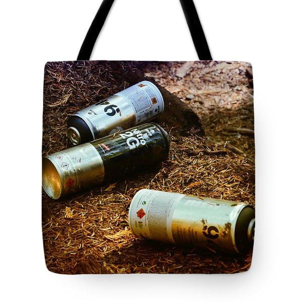 Tag Toolz Tote Bag