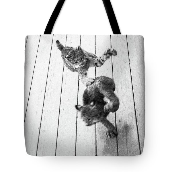Tag Youre It Tote Bag