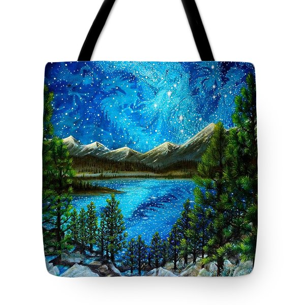 Tahoe A Long Time Ago Tote Bag
