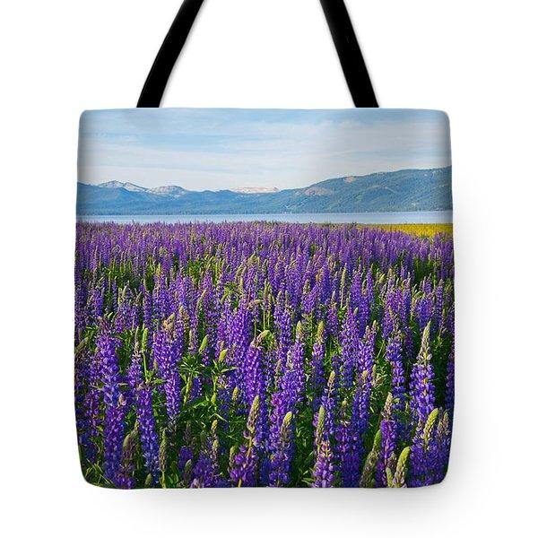 Tahoe In Summer Tote Bag