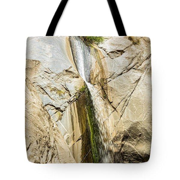 Tahquitz Falls Three Tote Bag