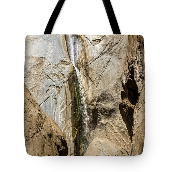 Tahquitz Falls Two Tote Bag