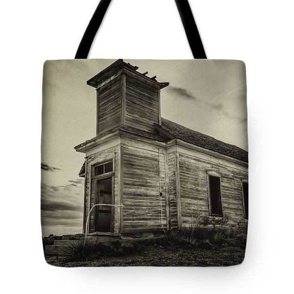 Taiban Presbyterian Church, New Mexico #2 Tote Bag