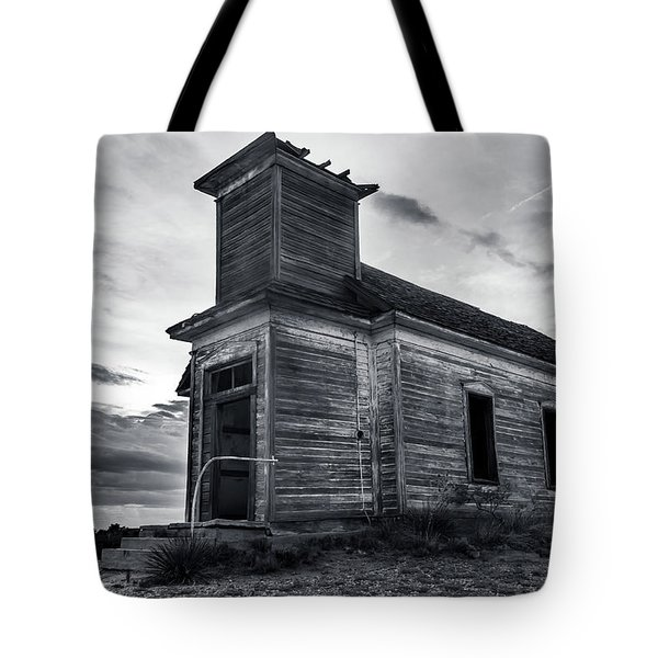 Taiban Presbyterian Church, New Mexico Tote Bag