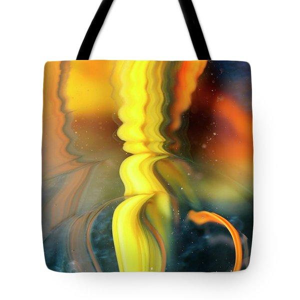 Tail Tote Bag