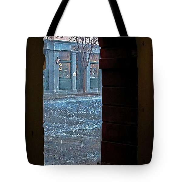 Take A Chance Tote Bag by Rhonda McDougall