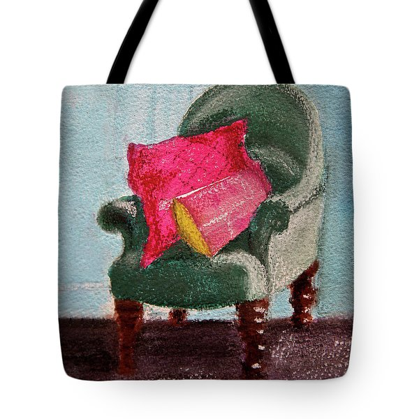 Take A Rest Tote Bag