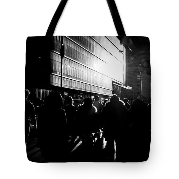 Take A Stroll With Me Once Again Tote Bag