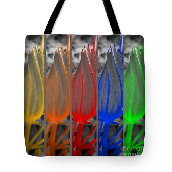 Take Five  Tote Bag