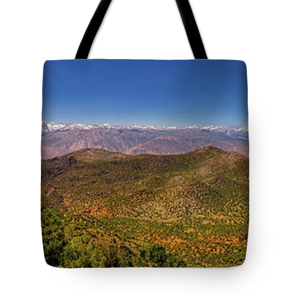 Tote Bag featuring the photograph Take It All In by Rick Furmanek