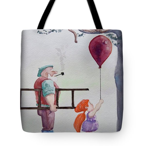 Take It Please Tote Bag
