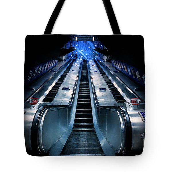Take It To The Top Tote Bag