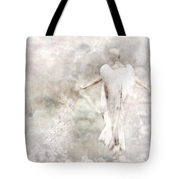 Take Me Home Tote Bag by Jacky Gerritsen