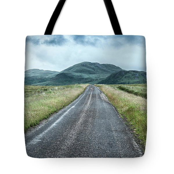 Take Me To The Valley Tote Bag