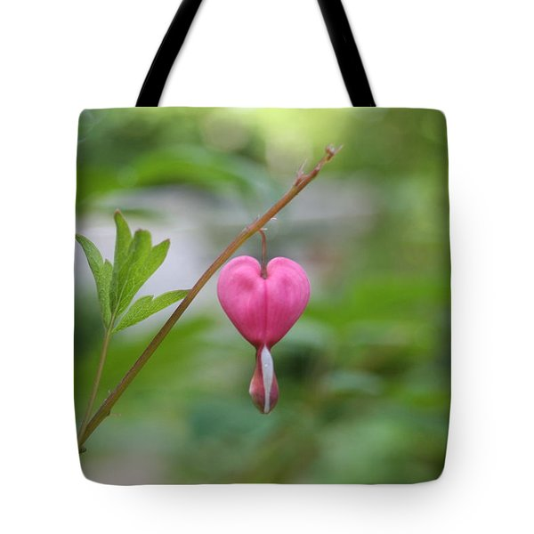 Tote Bag featuring the digital art Take My Heart by Barbara S Nickerson