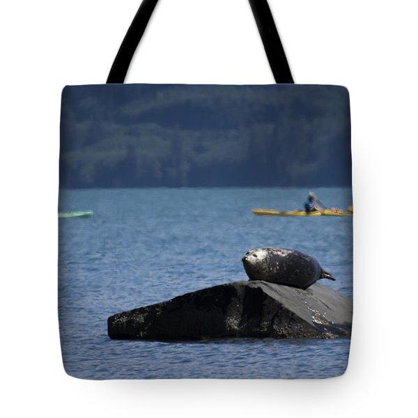 Take No Notice Tote Bag