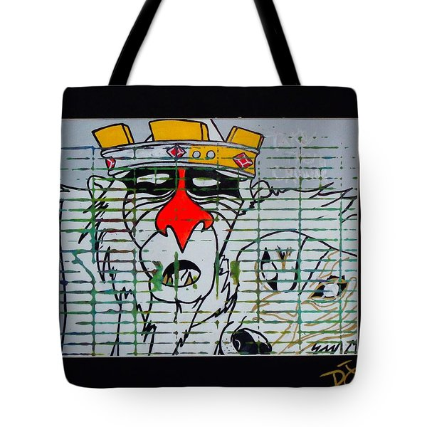 Take The Crown Tote Bag