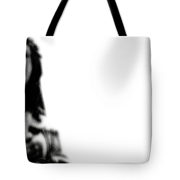Take Up Your Cross Tote Bag by Linda Shafer