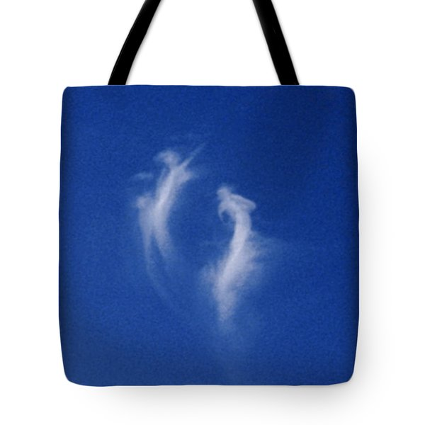 Takes Two To Tango Tote Bag
