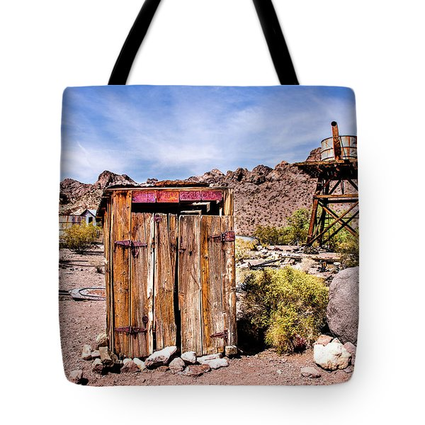 Takin A Break Tote Bag