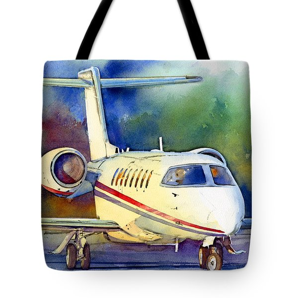 Taking Flight Tote Bag by Andrew King