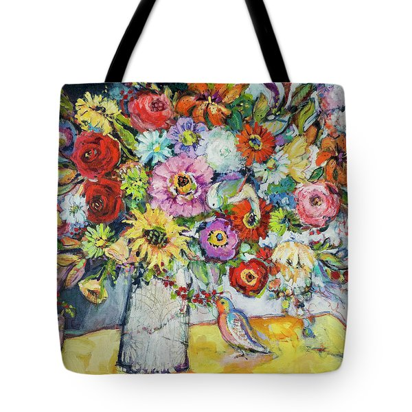 Taking Joy Tote Bag