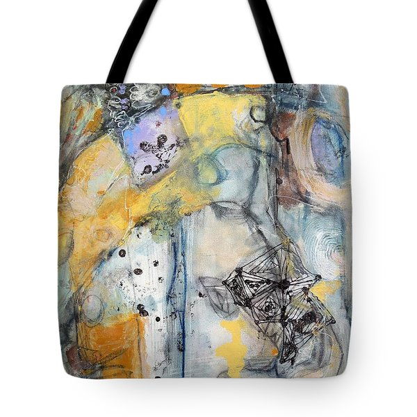 Tales Of Intrigue Tote Bag