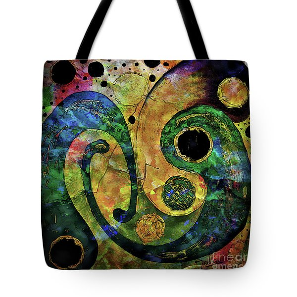 Tales Of The Past  Tote Bag
