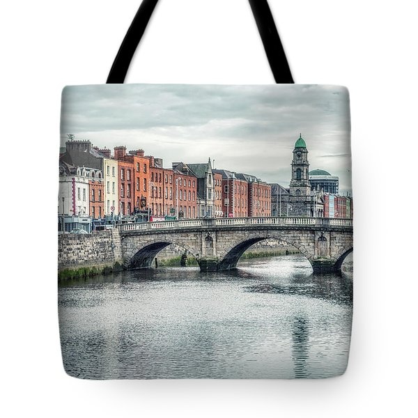 Tales Of The Riverbank Tote Bag