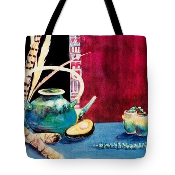 Talking Rug Tote Bag