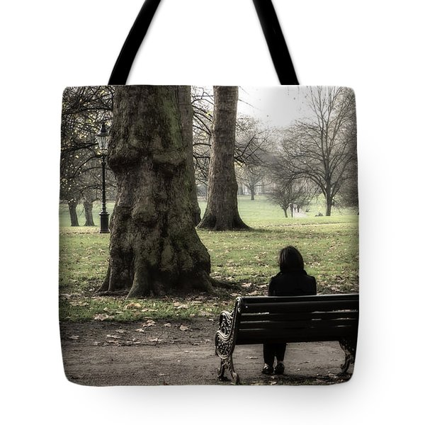 Talking To The Ents Tote Bag