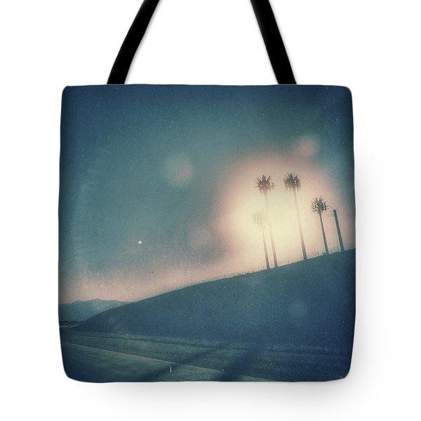 Talking Trees  Tote Bag