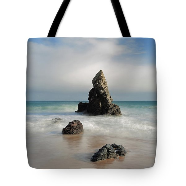 Tall And Proud On Sango Bay Tote Bag