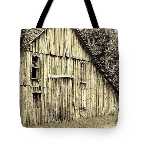 Tall Barn Tote Bag